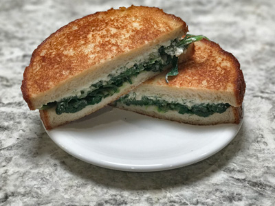 borage-grilled-cheese