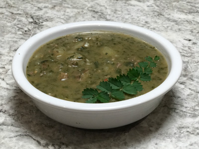 dutch-herb-soup-with-potatoes