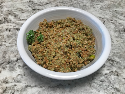 oregano-pesto