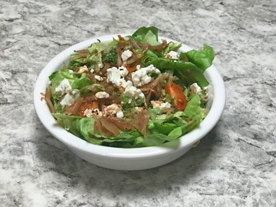 salad-with-squash-and-balsamic-dressing